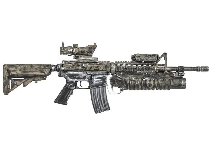 Airsoft GI Custom M16 Extinction AEG Airsoft Gun M16 Airsoft