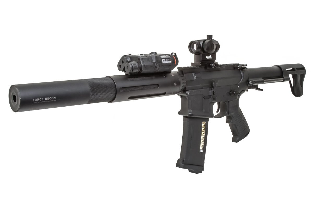Airsoft Gi Custom Honey Badger Xl M4 Carbine Aeg Airsoft Rifle