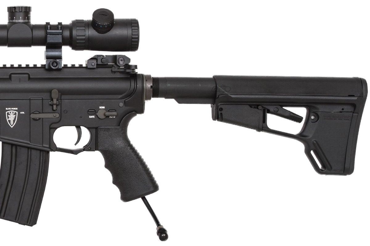 how to build a dmr airsoft gun