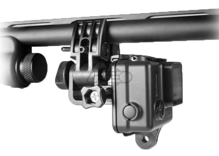 Gopro sportsman mount for bows shotgun fishing rod for Gopro fishing mounts