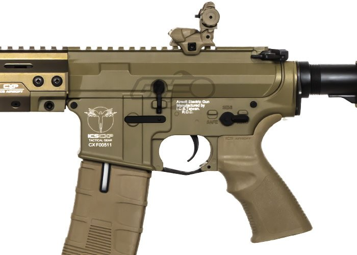 airsoft ics imt 271 h cxp hog keymod m4 pro carbine aeg airsoft gun ( tan ) airsoft fuse box at mifinder.co