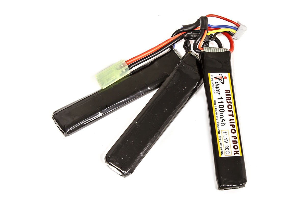 I Power 111v 1100mah 3s 20c Lipo Tri Panel Pack Battery 2s Balancer 3 Led Indicator Charger 7 4 11 1v Dark