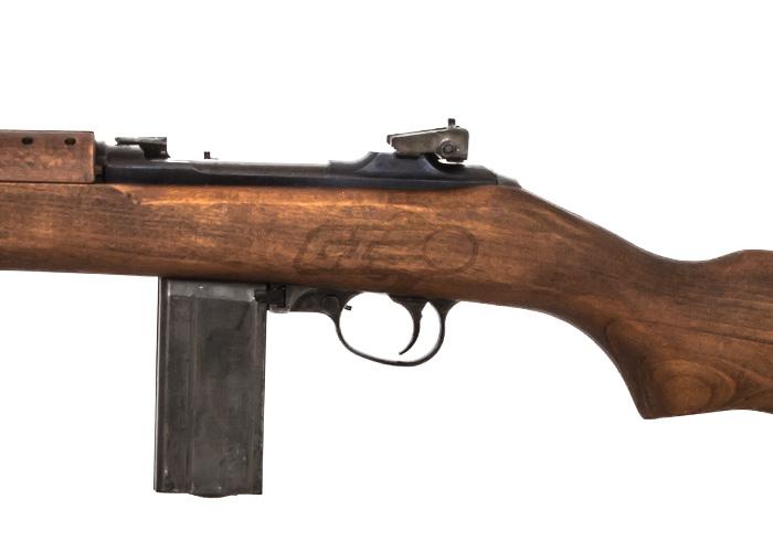 King Arms M1 Carbine Blowback CO2 Airsoft Gun ( Wood ...