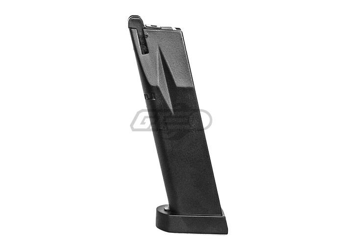 KJW Sig Sauer P226 X-Five Open  177/4 5mm CO2 Blowback Pistol Airgun (Black)