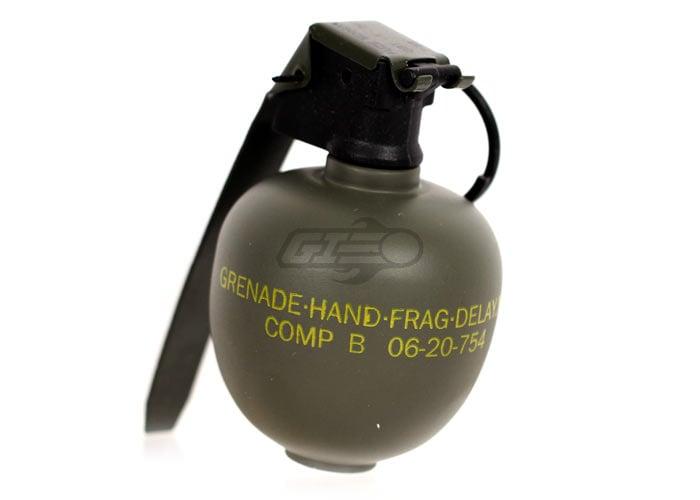 Lancer Tactical Dummy M67 Grenade (OD Green)