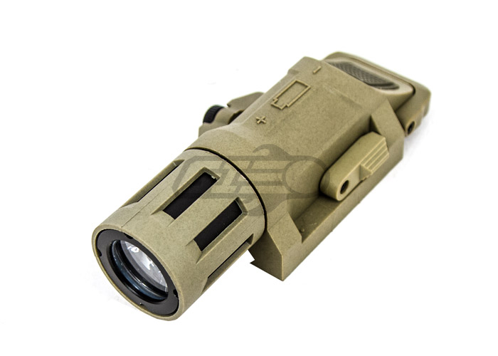 Lancer Tactical Weapon Mounted Light ( Tan )