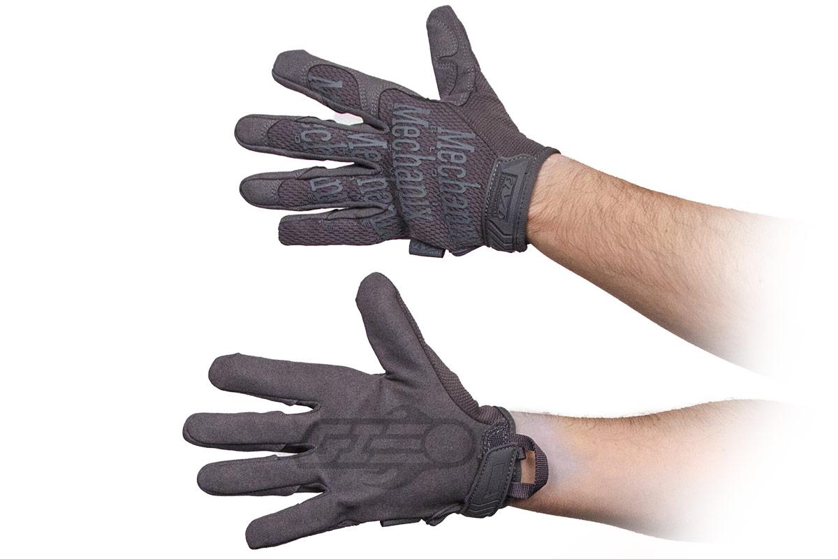 Mechanix Original Mens Gloves Wolf Grey All Sizes