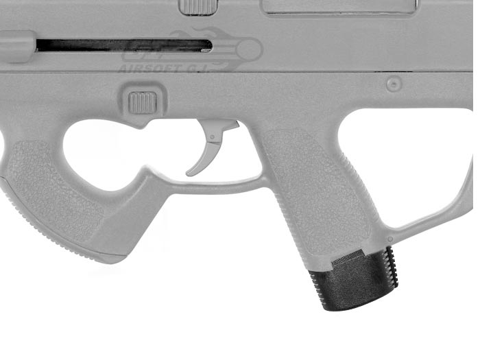 PTS PDR-C Grip Extension (Black)