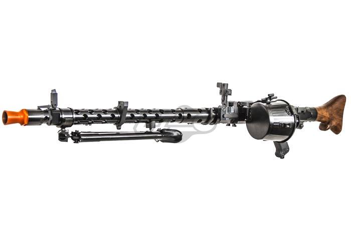 how to make a full auto airsoft machine gun