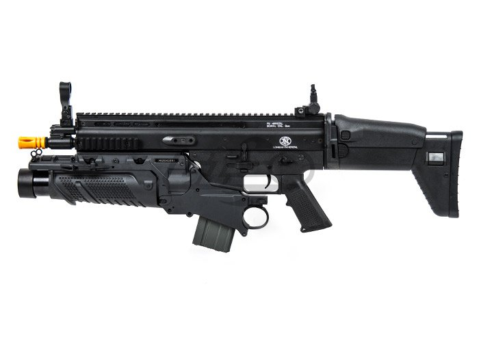 GI VFC SCAR SRX-L Airsoft Gun ( Black )