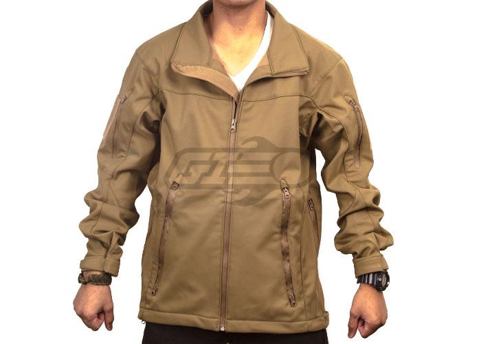 Tru-Spec 24-7 Tactical Soft Shell Jacket ( Coyote   S   M   L   XL ) 6932126477d