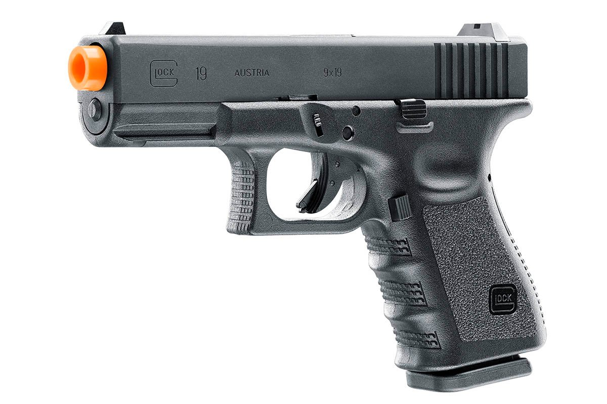 Elite Force GLOCK 19 GEN3 Gas Blow Back Airsoft Pistol