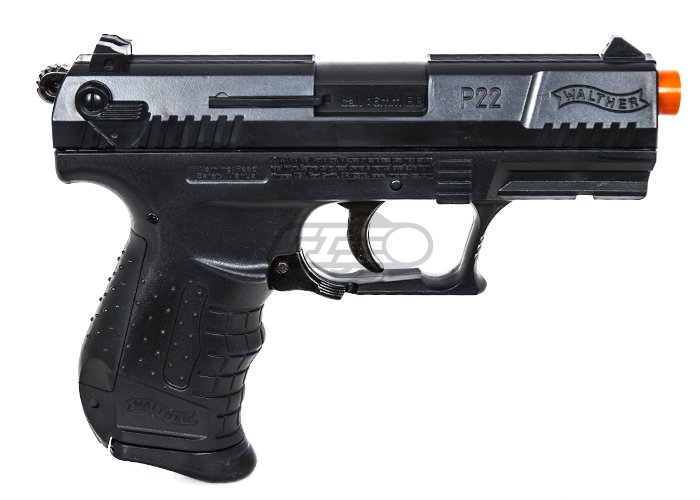 Disassembly Walther P22 Elite Force Walther P22 Spring