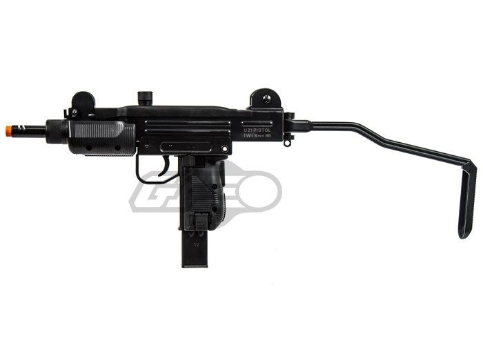 Elite Force UZI CO2 Blowback Airsoft SMG (Black)