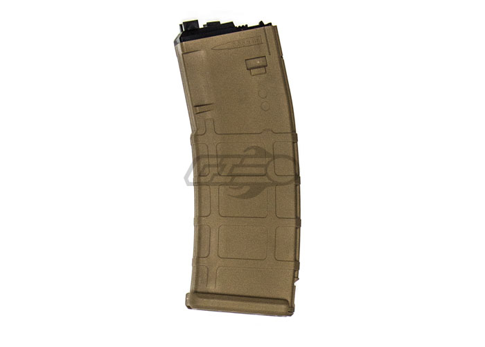 WE Gas Magazine For Advanced Combat Rifle MSK Gas Blow Back Rifle (Dark Earth)