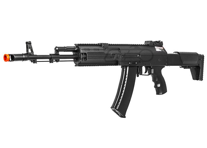 Well Ak12 Entry Level Aeg Airsoft Gun Black