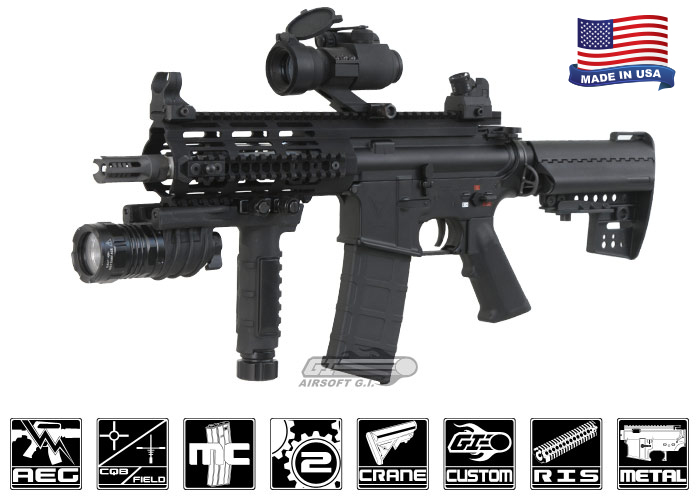 how to build a airsoft gun at home