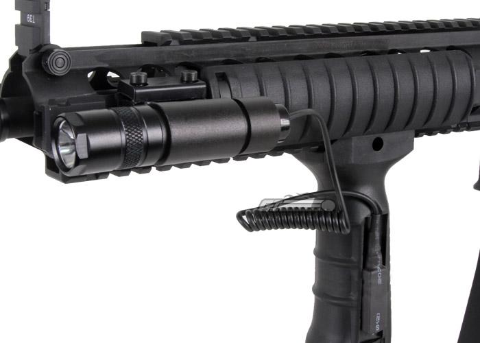 AIM Sports 90 Lumens Flashlight w/ Mount & Pressure Switch ...:... AIM Sports 90 Lumens Flashlight w/ Mount & Pressure Switch,Lighting