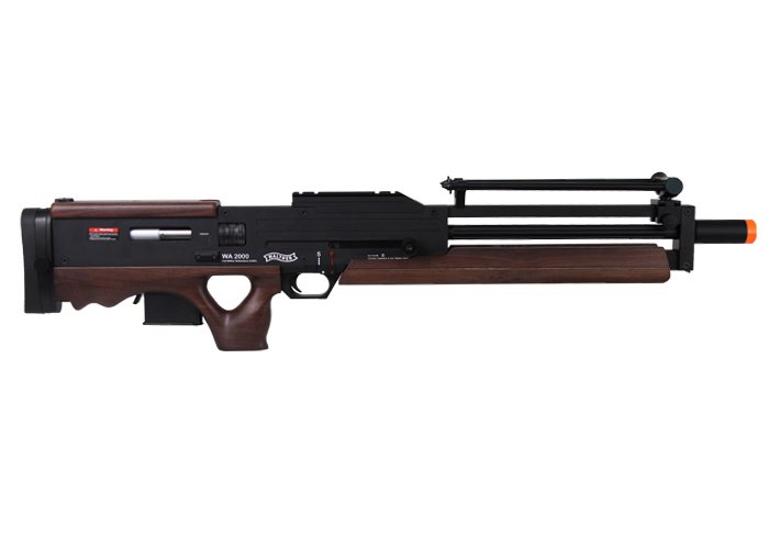Ares WA 2000 Bolt Action Sniper Airsoft Rifle (Wood)