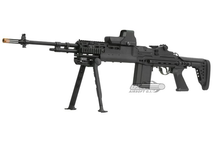 Classic Army Full Metal M14 EBR Match AEG Airsoft Gun M14 Ebr Airsoft