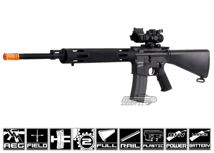 Gallery For > Airsoft Rifles M16 M16 Airsoft