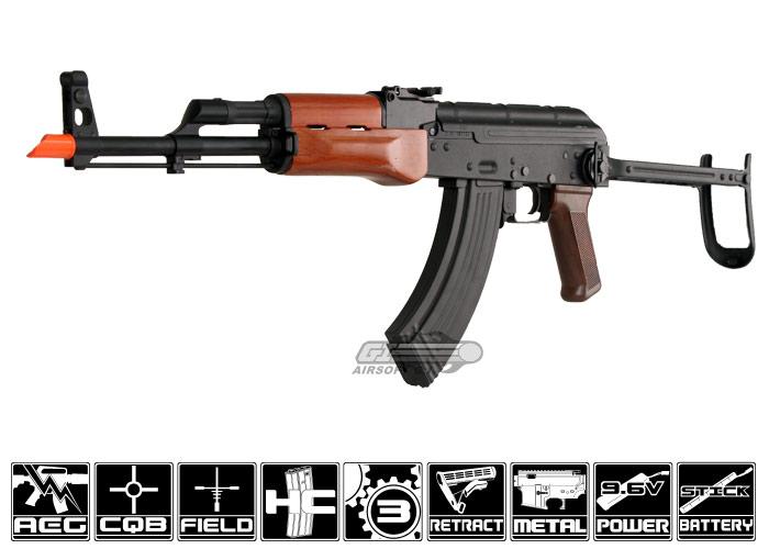 D Boy Full Metal / Real Wood RK-10 AEG Airsoft Gun by: D Boy - Airsoft