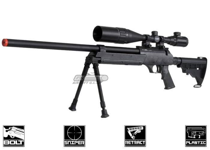 ECHO 1's new sinper rifle ASR (advanced sinper rifle