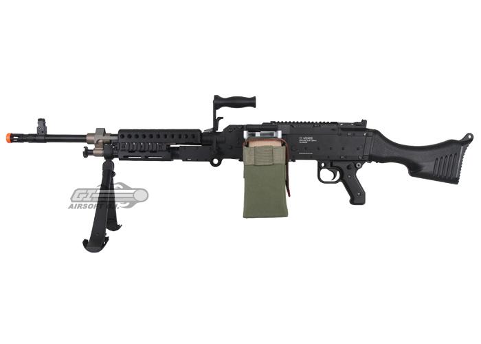 M240b Airsoft Echo 1 Full Metal M240...