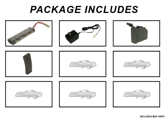 airsoft_E1_para_M249_pkginc 1 full metal m249 para with box magazine aeg airsoft gun A&K M249 Mkii at edmiracle.co