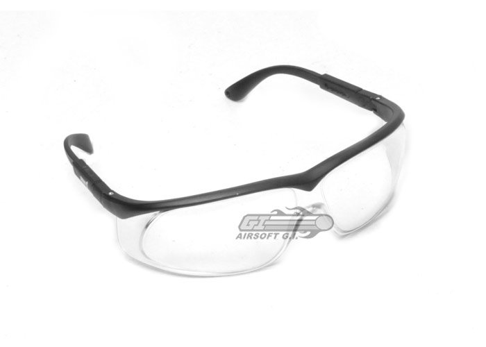 Echo 1 Shooting Glasses (Clear)