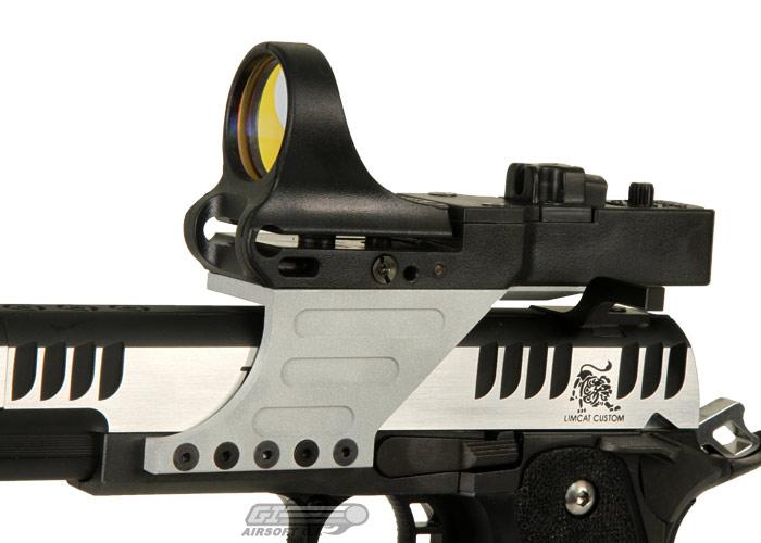 Airsoft GI Custom F-Chu Tiger Cat Airsoft Pistol