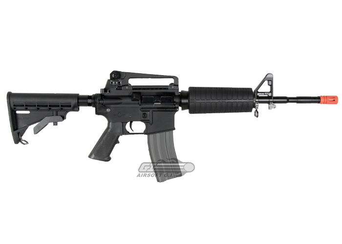 G&G Combat Machine CM16 Carbine Blowback AEG Airsoft Gun ... M16 Airsoft