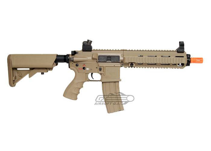 G&G TR4 18 Light M4 Carbine AEG Airsoft Gun ( Tan )