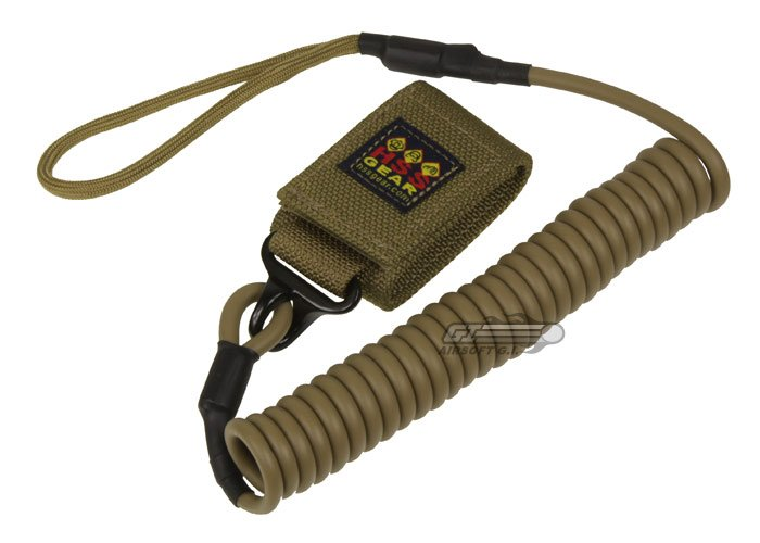 (Discontinued) HSS Pistol Lanyard ( Tan )