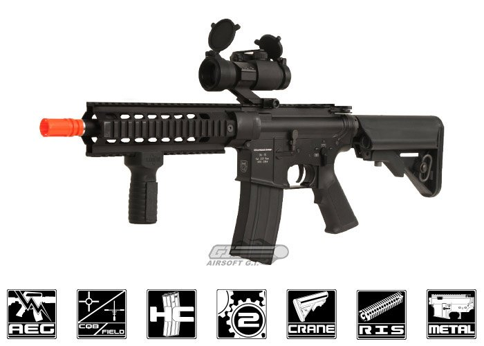 Oberland Arms Full Metal OA-15 M8 By King Arms AEG Airsoft Gun