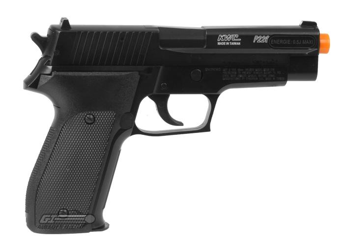 Sig Sauer P226 Spring Pistol Airsoft Gun