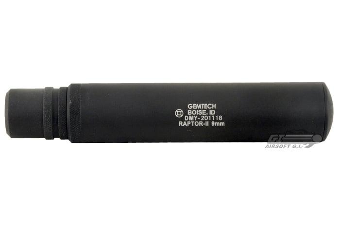 Madbull Gemtech Raptor II Barrel Extension for MK5/H&K MP5 3-Lug Adapter  Only