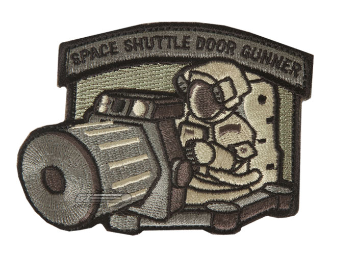 Space Shuttle Door Gunner Tab - Pics about space