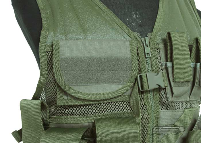 Magpul Tactical Vest Ncstar Crossdraw Tactical Vest