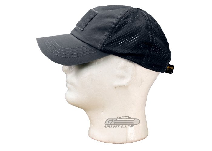 Condor Outdoor Tactical Mesh Cap ( Black ) 630f79980b9