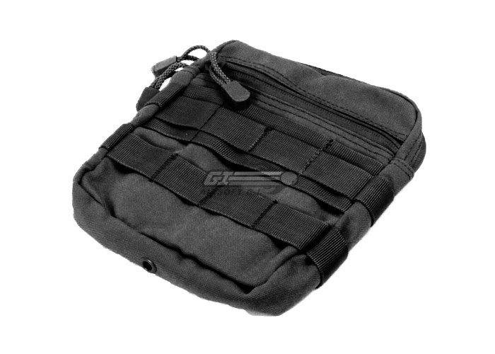Condor Outdoor MOLLE General Purpose Pouch (Black)