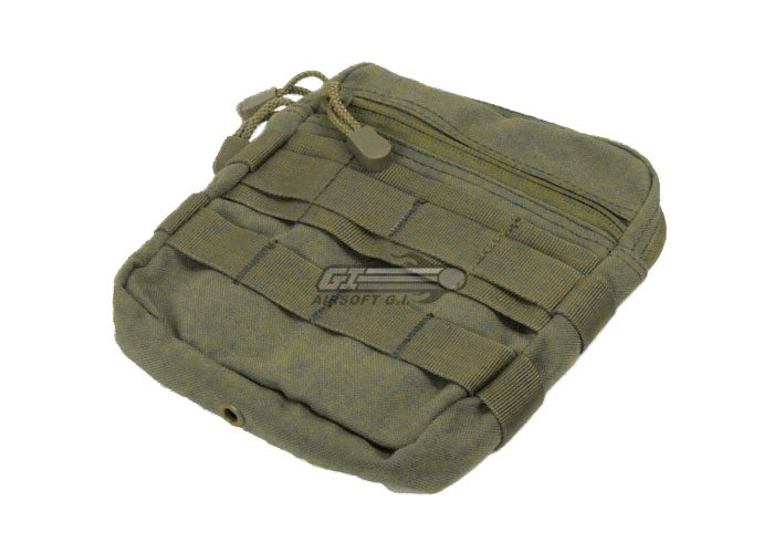 Condor Outdoor MOLLE General Purpose Pouch (OD)
