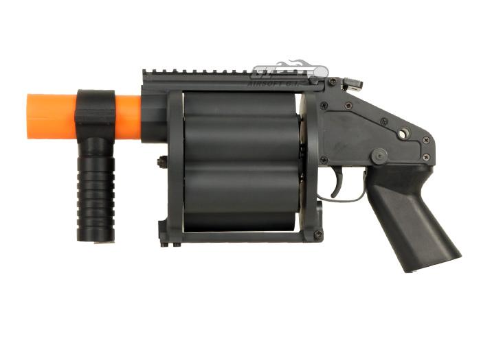 Airsoft Grenade Launchers & Shells | Airsoft GI | Free ...