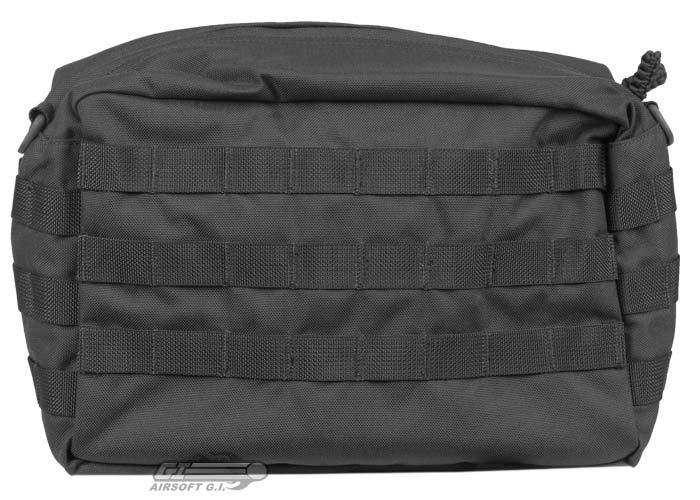 USA 1000D Cordura Messenger Bag ( Black )