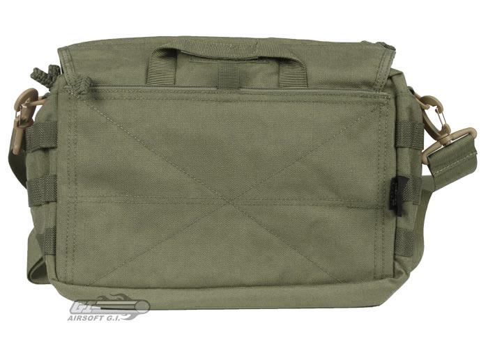 USA 1000D Cordura Messenger Bag ( Ranger Green )
