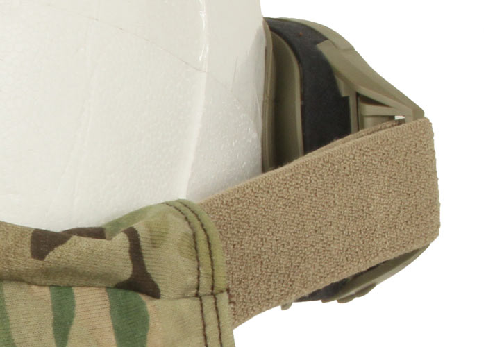 Revision Desert Locust Military Goggles System 2 Lens Kit