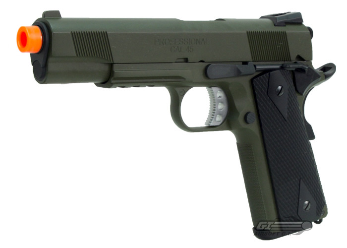 SOCOM Gear M1911 Airsoft Gun ( OD ) by: SOCOM Gear - Airsoft GI - The