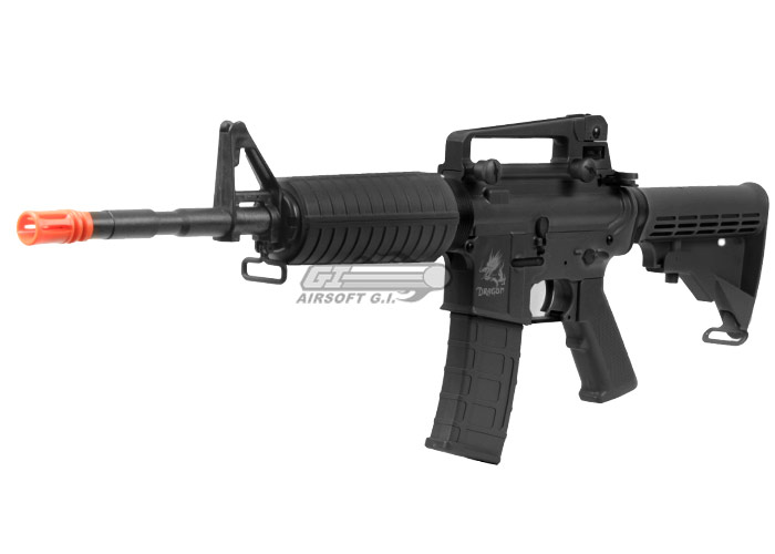 Black Ops M4 Viper Airsoft Gun