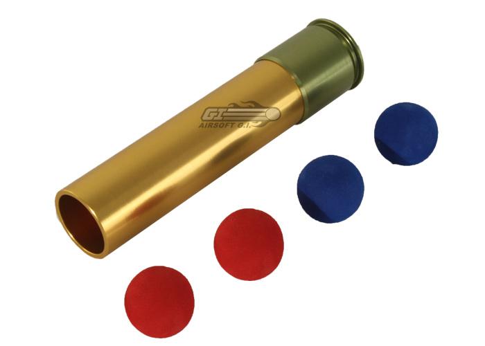 Grenade Shell Grenade Shell Long/gold