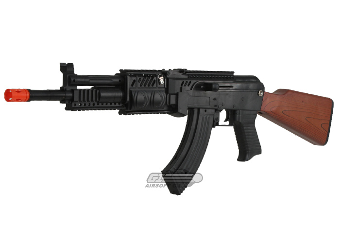 CYMA AK-74 Spring Airsoft Rifle Package